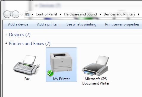 Atom Creek | Fix Your Printer!